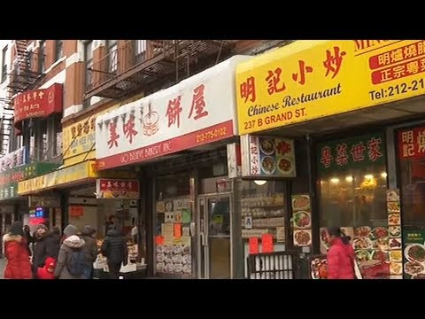 Virus Fears Take Toll On New York City S Chinatown Youtube