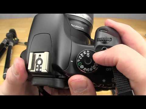 Budget DSLR? The Canon XSI / 450D In Depth - DSLRnerd.com