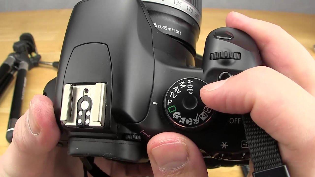 Budget DSLR? The Canon XSI / 450D In Depth - DSLRnerd com