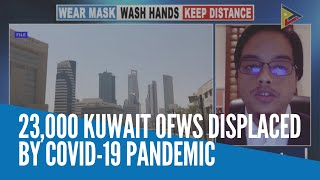 23,000 Kuwait OFWs displaced by COVID-19 pandemic