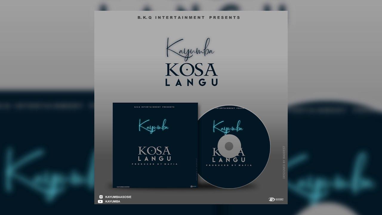 KAYUMBA - Kosa Langu Lyrics   Afrika Lyrics (Music Lyrics