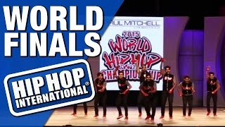 Kings United - India (Bronze Medalist Adult Division) @ HHI's 2015 World Finals