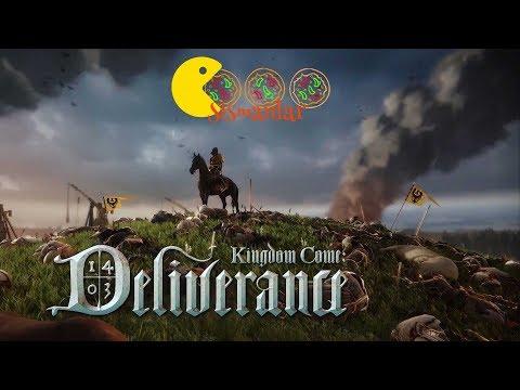 Kingdom Come: Deliverance oynuyoruz // Bölüm 2
