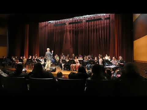 Minot Forest students performed for family and friends Wednesday night, Jan. 22.