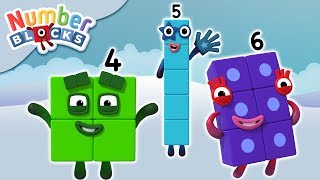 Numberblocks - Fun With Numbers | Learn to Count