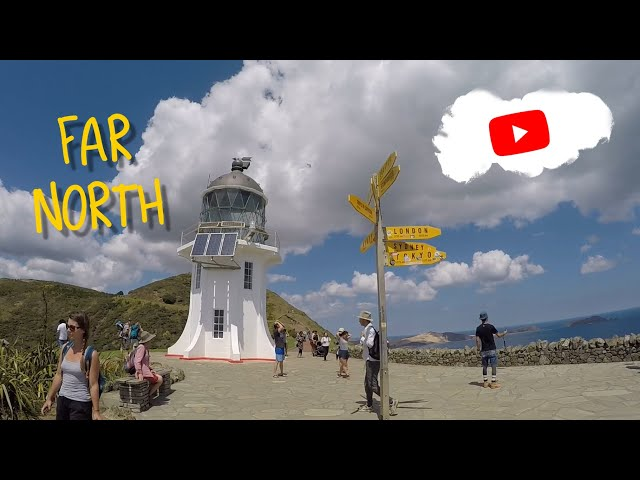 FAR NORTH : sur la route de Cape Reinga