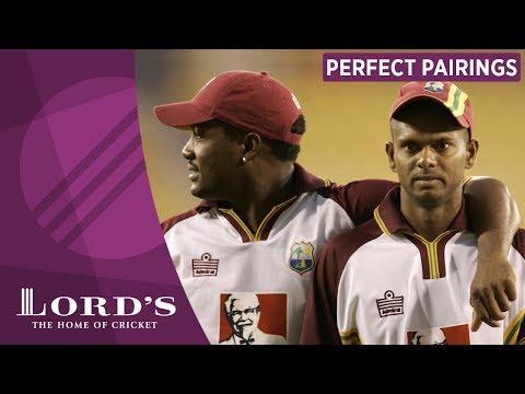 Brian Lara & Shivnarine Chanderpaul   Perfect Pairings