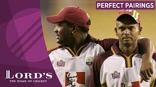 Brian Lara & Shivnarine Chanderpaul | Perfect Pairings