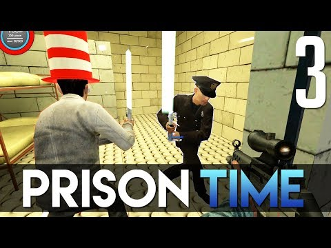 [3] Prison Time (Let's Play GMOD Jailbreak w/ GaLm and Chilled)