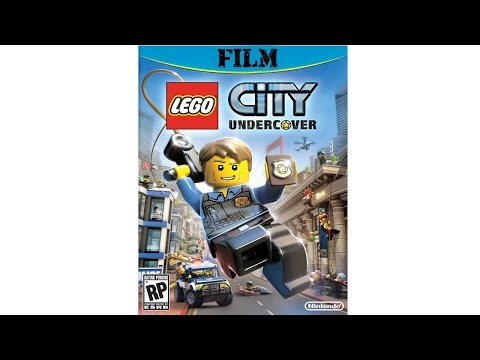 LEGO City Undercover / Le film d'animation complet en francais streaming vf