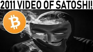 VIDEO OF SATOSHI FROM 2011!?  ALTCOINS SPOOLING FOR BIG BOOM!?  MAINSTREAM PUMPING BITCOIN TO $10K!