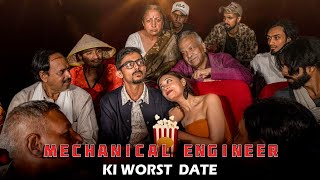 Mechanical Engineer Ki Worst Date Ever || Swagger Sharma