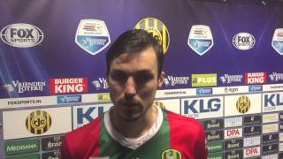 Mike Havenaar na Roda JC - ADO Den Haag