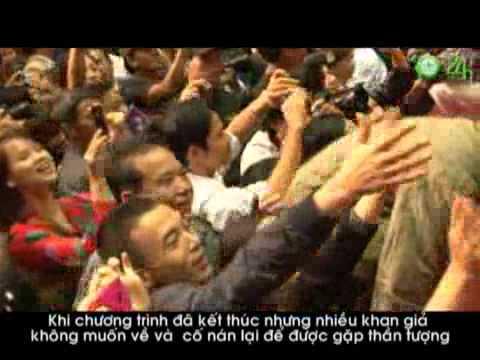 CHẾ LINH-LIVE SHOW TẠI HÀ NỘI 13/11/2011