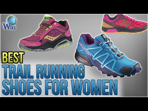 10 Best Trail Running Shoes For Women 2018