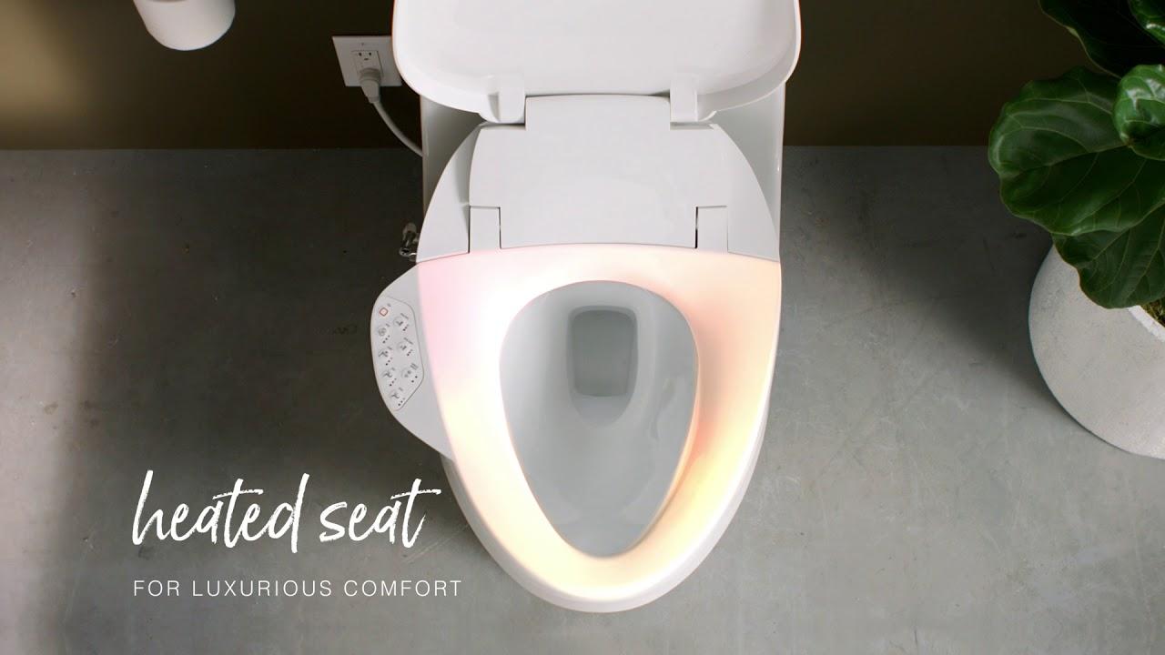 smart bidet toilet seats kohler cleansing seats