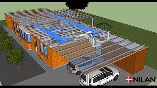 Ventilation i parcelhus med Nilans Comfort 300 og NilAIR Thumbnail