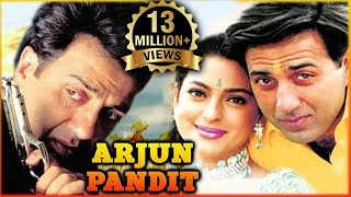 Arjun Pandit Full Movie | Hindi Movies | Sunny Deol | Juhi Chawla | Latest Bollywood Action Movies