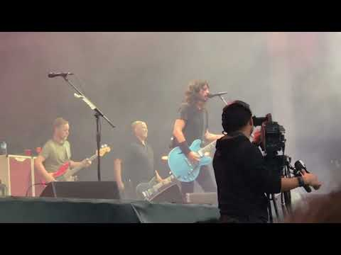 Foo Fighters « The Pretender  » Download Festival France 17062017