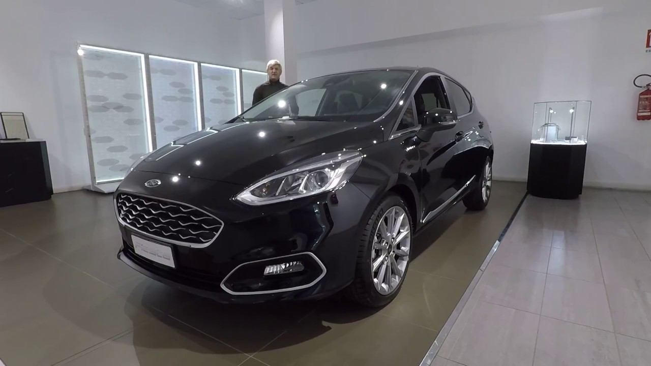 nuova ford fiesta vignale monza e milano ford interauto youtube. Black Bedroom Furniture Sets. Home Design Ideas