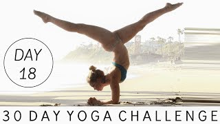 Total Body Yoga Workout Core & Upper Body Integration | Yoga With Tim
