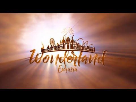 WONDERLAND EURASIA (New Amusement Park - Turkey)