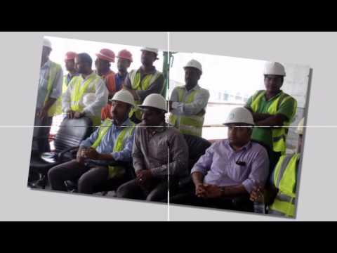 Frayland Construction & Interiors Celebrate 1Million Safe Manhours