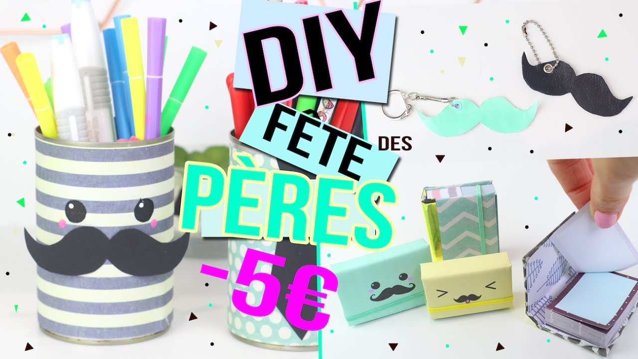 diy fetes des peres 4 idees cadeaux 0 5 deco et ou kawaii father 39 s day gift francais youtube. Black Bedroom Furniture Sets. Home Design Ideas