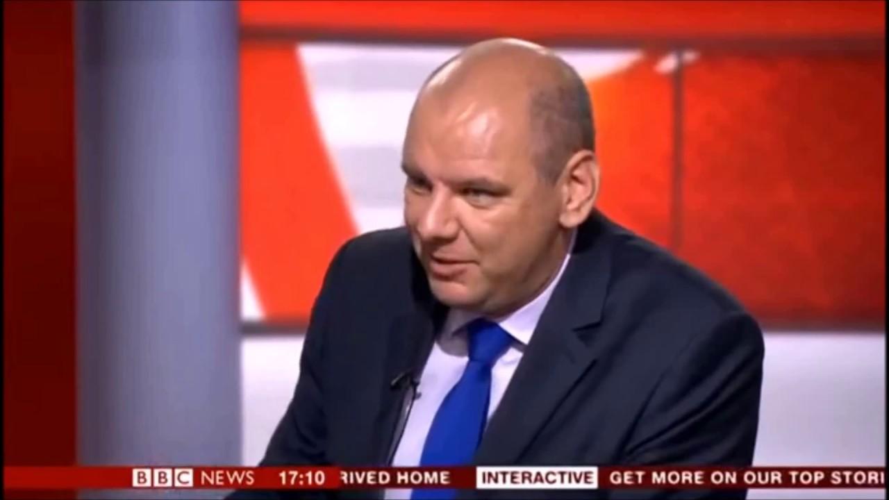 BBC World News 25 August 2018