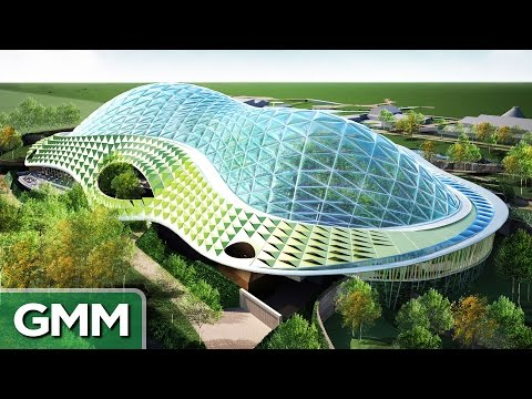 Would You Live in a Biosphere?