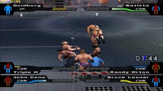 WWE Smackdown Here Comes The Pain (PCSX2) - Hardcore Time Limit
