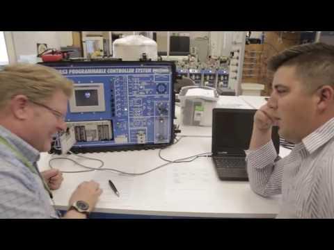 On the job: Aims programs engineer fun