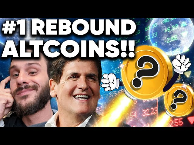 The #1 Rebound Altcoins!? I'm Buying!! & Mark Cuban!?