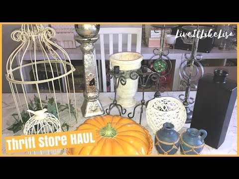 HAUL | Thrift Store Op Shop Finds