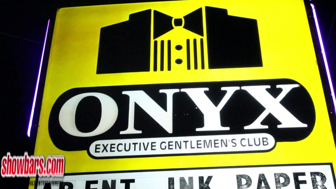 Welcome to the famous CLUB ONYX - Atlanta, GA