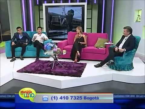 Tips de Seducción - LevantArt Bogotá en Canal Uno de Colombia