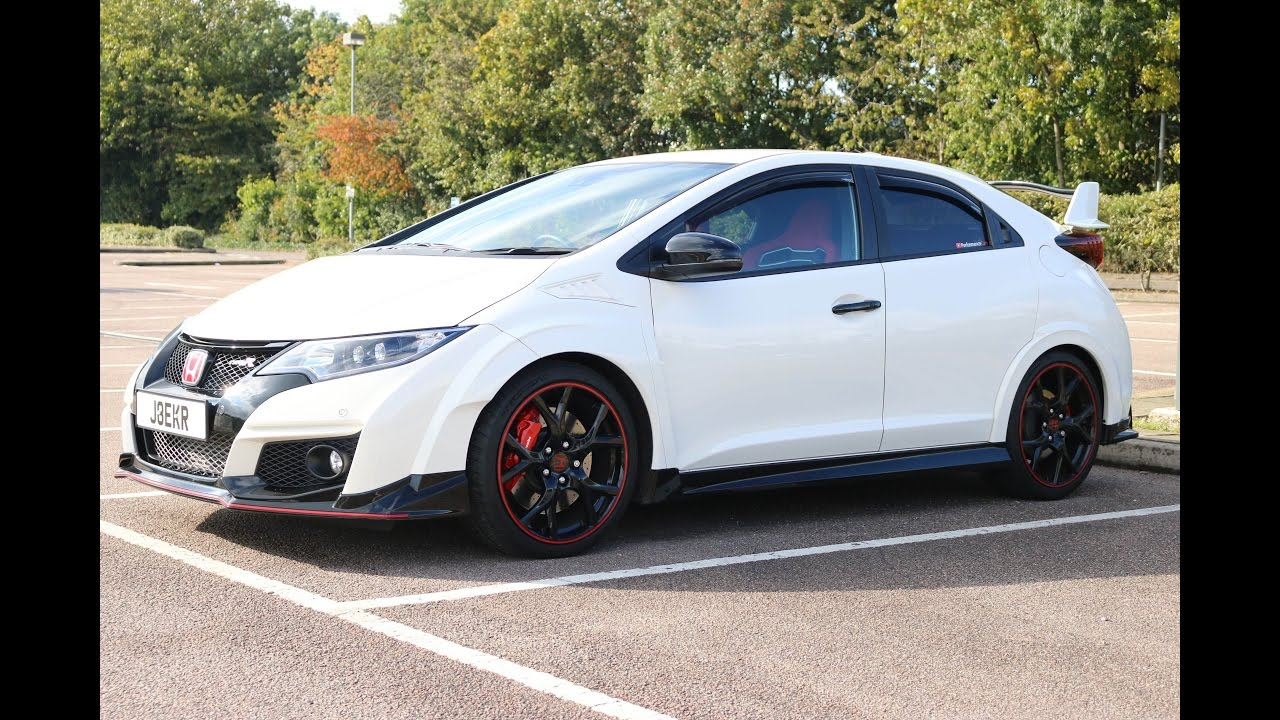 first ever turbo type r honda civic type r fk2 review. Black Bedroom Furniture Sets. Home Design Ideas
