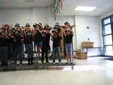 Hats Musical at Ridgeview Global Studies Academy 7
