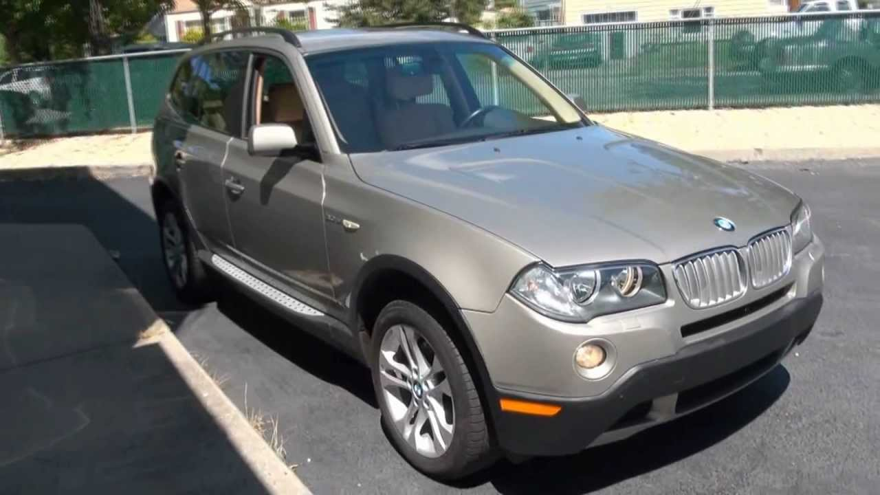 2008 bmw x3 x drive stock 2236 youtube. Black Bedroom Furniture Sets. Home Design Ideas