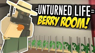 BERRY ROOM - Unturned Life Roleplay #311