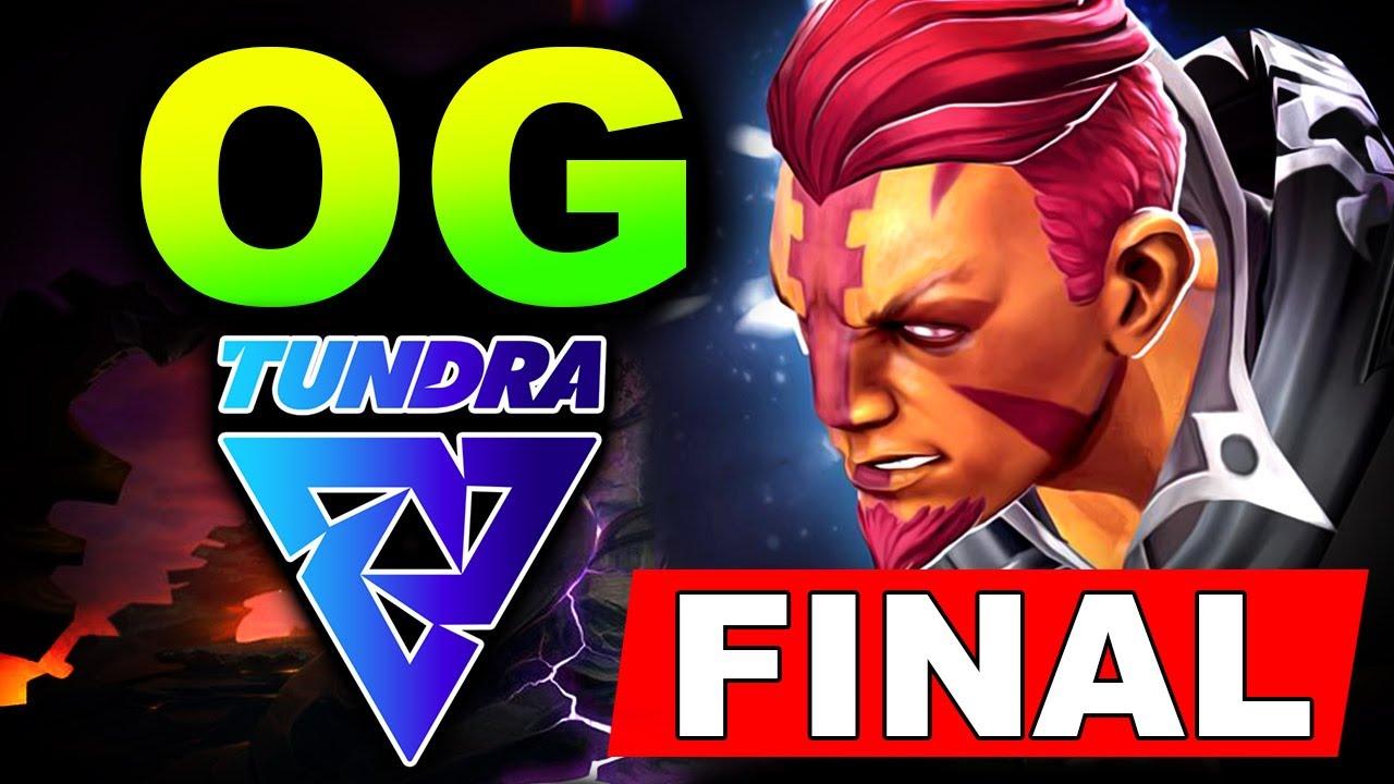 Download OG vs TUNDRA - GRAND FINAL - TI10 EUROPE QUALIFIER DOTA 2