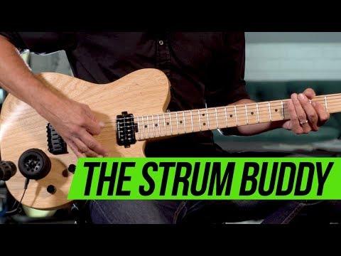 造韻樂器音響- JU-MUSIC - Fluid Audio Strum Buddy 充電式 音箱 效果器 電 木 吉他