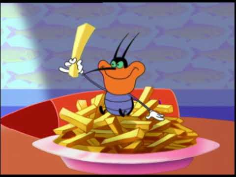 Oggy And The Cockroaches 🍟French Fries 🍟 (S01E03) HD