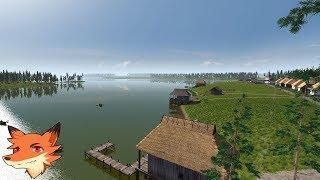 Ostriv [FR] Un city builder médiéval qui met l'accent sur le développement de village organique!