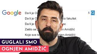 GUGLALI SMO: Ognjen Amidžić | S01E13