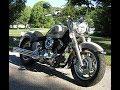Motos Yamaha V-Star 1100 em ângulos nunca vistos