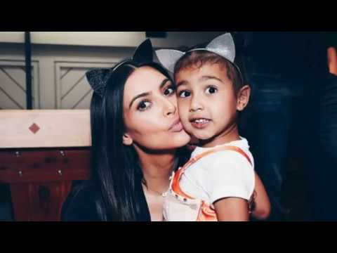 Watch Little North West Sing To Mum, Kim Kardashian And Feel Your Heart Melt