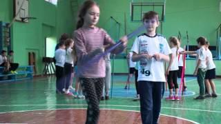 Открытый урок 02.03.2016 (физкультура, 3 класс) часть 6