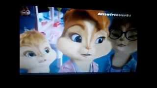 Alvin and the chipmunks 4 fun on the moon traler