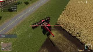 🔴 Żniwa po wpadce buraczanej Prawdziwa farma na Ravenport Farming Simulator 19 PS4 Pro PL LIVE #12